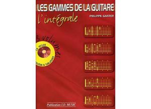 ID Music Les gammes de la guitare