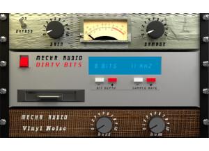 Mecha Audio Dirty Bits