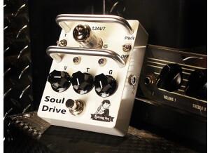Lightning Boy Audio Soul Drive