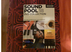 Magix Sound Pool DVD Collection 18