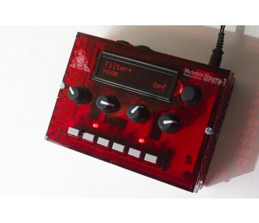 Mutable Instruments Shruthi-1 Polivoks