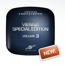 VSL (Vienna Symphonic Library) Vienna Special Edition Volume 3 – Appassionata & Muted Strings