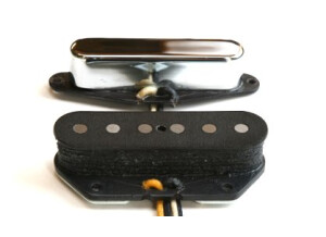 Bare Knuckle Pickups Blackguard Tele Flat '50