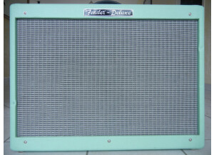 Fender Hot Rod Deluxe - Surf Green Limited Edition