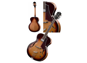 Hofner Guitars HCT-J17-NC-SB