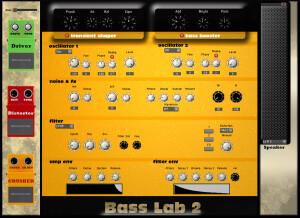 Musicrow Bass Lab 2