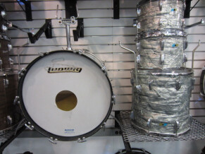 Ludwig Drums Super Classic Sky Blue Pearl 70's