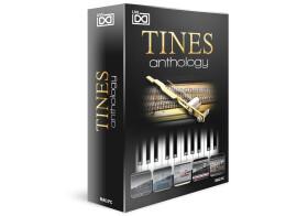 UVi Tines Anthology (Version Boite - Clef Usb)