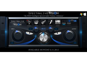 Crysonic Spectralive Vision