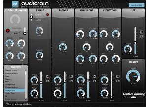AudioGaming AudioRain
