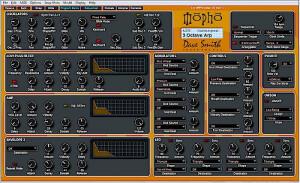 Soundtower Mopho Pro - Sound Editor Version 2.2.1
