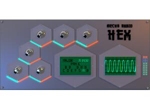 Mecha Audio Hex