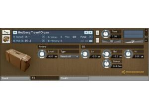 Precision Sound Hedberg Travel Organ
