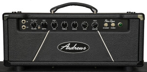 Andrews Amplification PD-20 Head