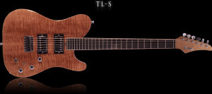 Marceau Guitars TL-S
