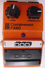 DOD FX80 Compressor
