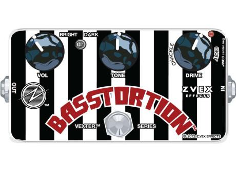 Zvex Basstortion