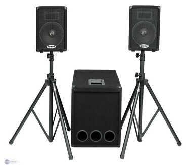 Gemini DJ XTR-400