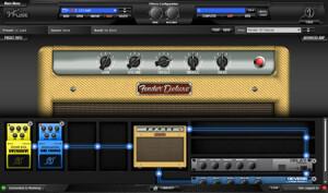 Fender Fuse