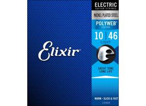 Elixir Strings Polyweb Coating Electric