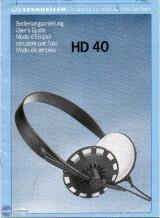 Sennheiser HD 40