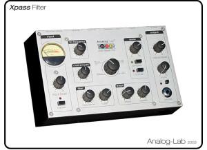 Analog-Lab Xpass Filter