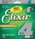 Try the new Elixir Nanoweb bass strings