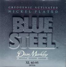 Dean Markley Blue Steel NPS Bass
