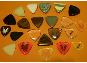 Hufschmid Guitars Various Assorted Picks