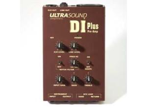 Dean Markley UltraSound DI-Plus Outboard Preamp