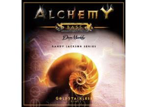 Dean Markley Alchemy Gold Stainless Bass