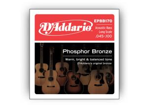 D'Addario Phosphor Bronze Wound Acoustic Bass