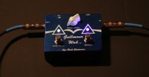 Eye Rock Electronics Gullmour Wah