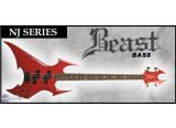 B.C. Rich NJ Beast Bass