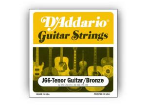 D'Addario J66 10-32  Tenor Guitar