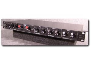 Harrison Consoles Lineage 8-channel Mic Preamp