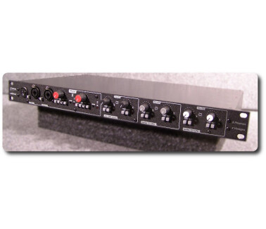 Harrison Consoles Lineage 8-channel Mic Preamp