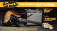 Nouveaux packs guitare Squier Affinity Series