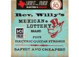 Dunlop Rev. Willy's Lottery