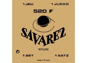 Savarez 520F High Tension w/ Silver Wound G String