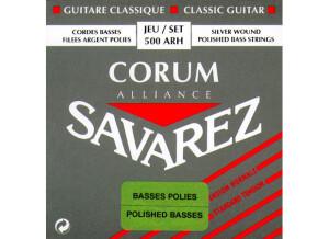 Savarez 500ARH Normal Tension w/ Polished Basses