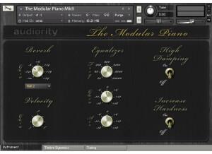 Audiority The Modular Piano