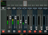 XiControl contrôle sur iPad la Behringer X32