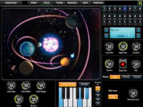 Jordan Rudess Wizdom Music SpaceWiz