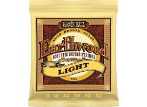 Ernie Ball EarthWood 80/20 Bronze Acoustic