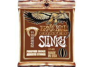Ernie Ball Coated Phosphor Bronze Acoustic Slinky