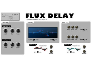 SonicXTC Flux Delay