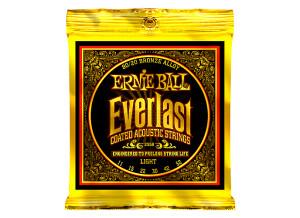 Ernie Ball Everlast Coated 80/20 Bronze Acoustic