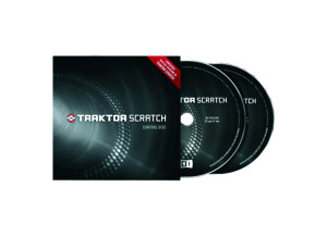 Native Instruments Traktor Scratch Control Disk MK2