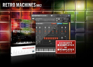 Native Instruments Retro Machines MK2